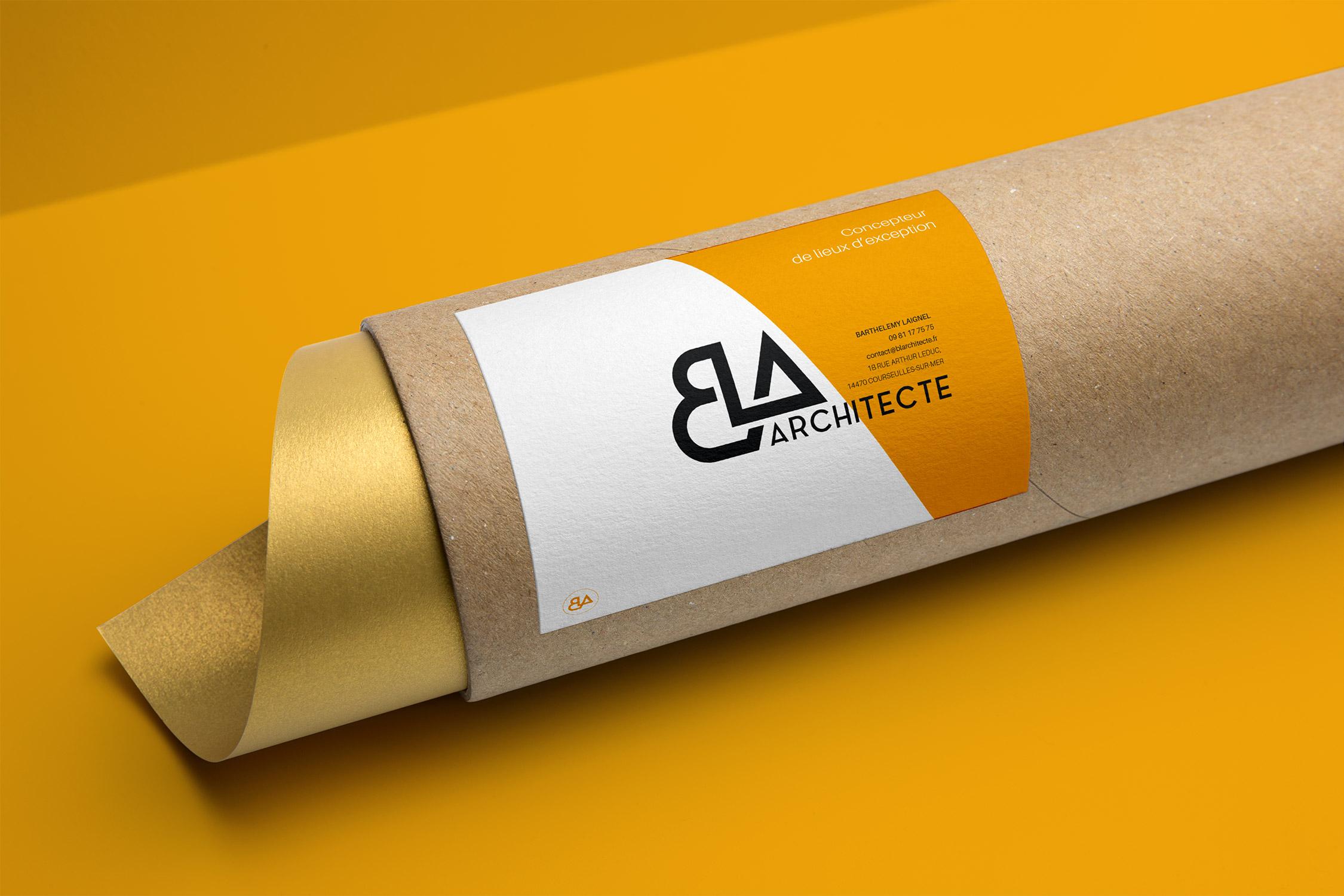 Tube BLA Architecte